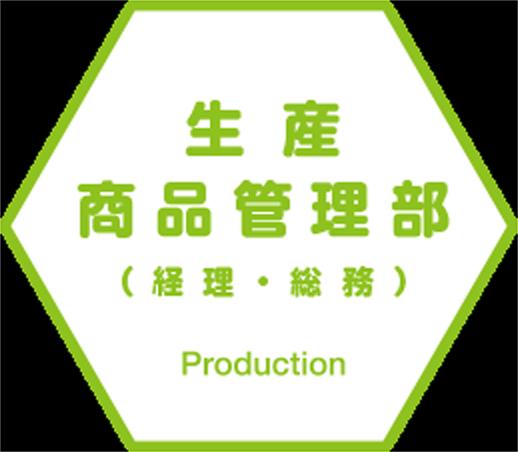 生産商品管理部 production
